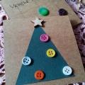 Vánoční přání 3 ks