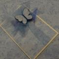 Přání svatební s motýlkem II.