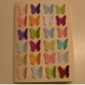 Přání motýlkové