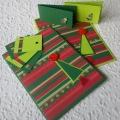Přání vánoční - sada s kartičkami