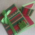 Přání Vánoční s kartičkou